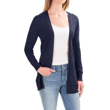 Pendleton Sylvan Cardigan Sweater (For Women) in Midnight Navy - Closeouts