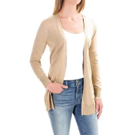 Pendleton Sylvan Cardigan Sweater (For Women) in Oxford Tan - Closeouts