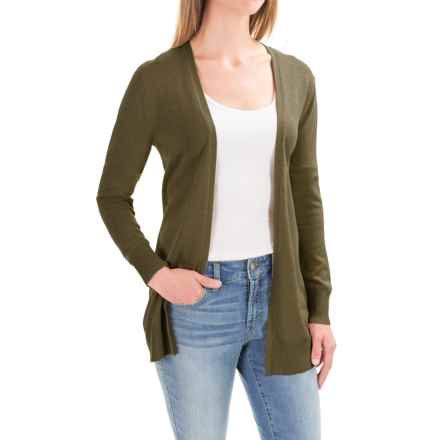 Pendleton Sylvan Cardigan Sweater (For Women) in Seagrass - Closeouts