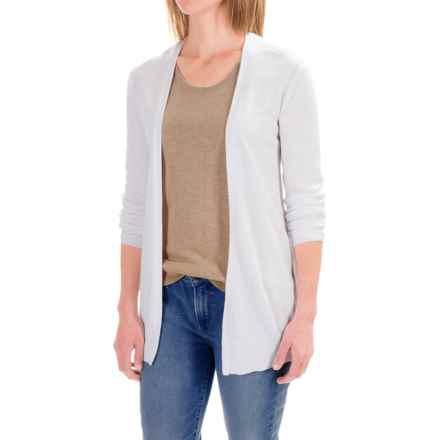 Pendleton Sylvan Cardigan Sweater (For Women) in White - Closeouts