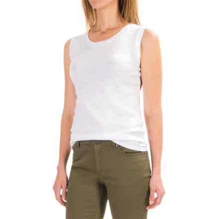 Pendleton Sylvan Shell Sweater Vest (For Women) in White - Closeouts