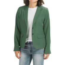 Pendleton Take Shape Blazer - Worsted Wool Flannel (For Women) in Wintergreen - Closeouts