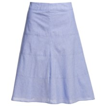 Pendleton Tami Tiered Cotton Skirt (For Women) in Blue - Closeouts