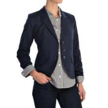Pendleton Tarrington Blazer - Stretch Wool (For Women) in Navy - Closeouts