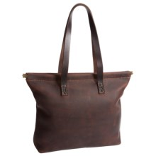 Pendleton Thomas Kay Tote Bag - Leather (For Women) in Copper - Closeouts