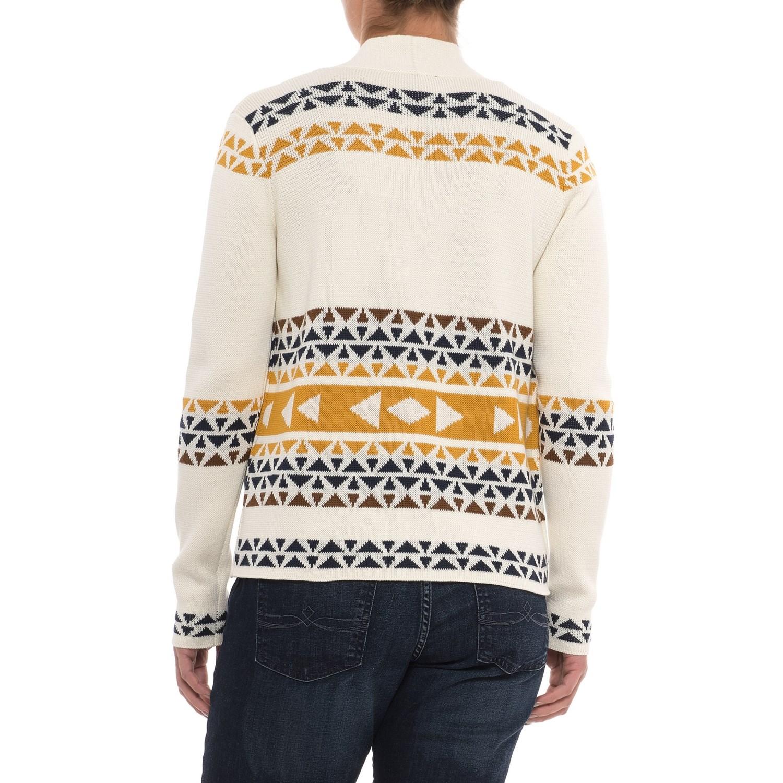 Pendleton Thunder Cardigan Sweater (For Women) - Save 43%