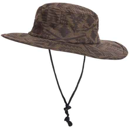 Pendleton Timberline Twill Boonie Hat (For Men) in Timberline - Closeouts
