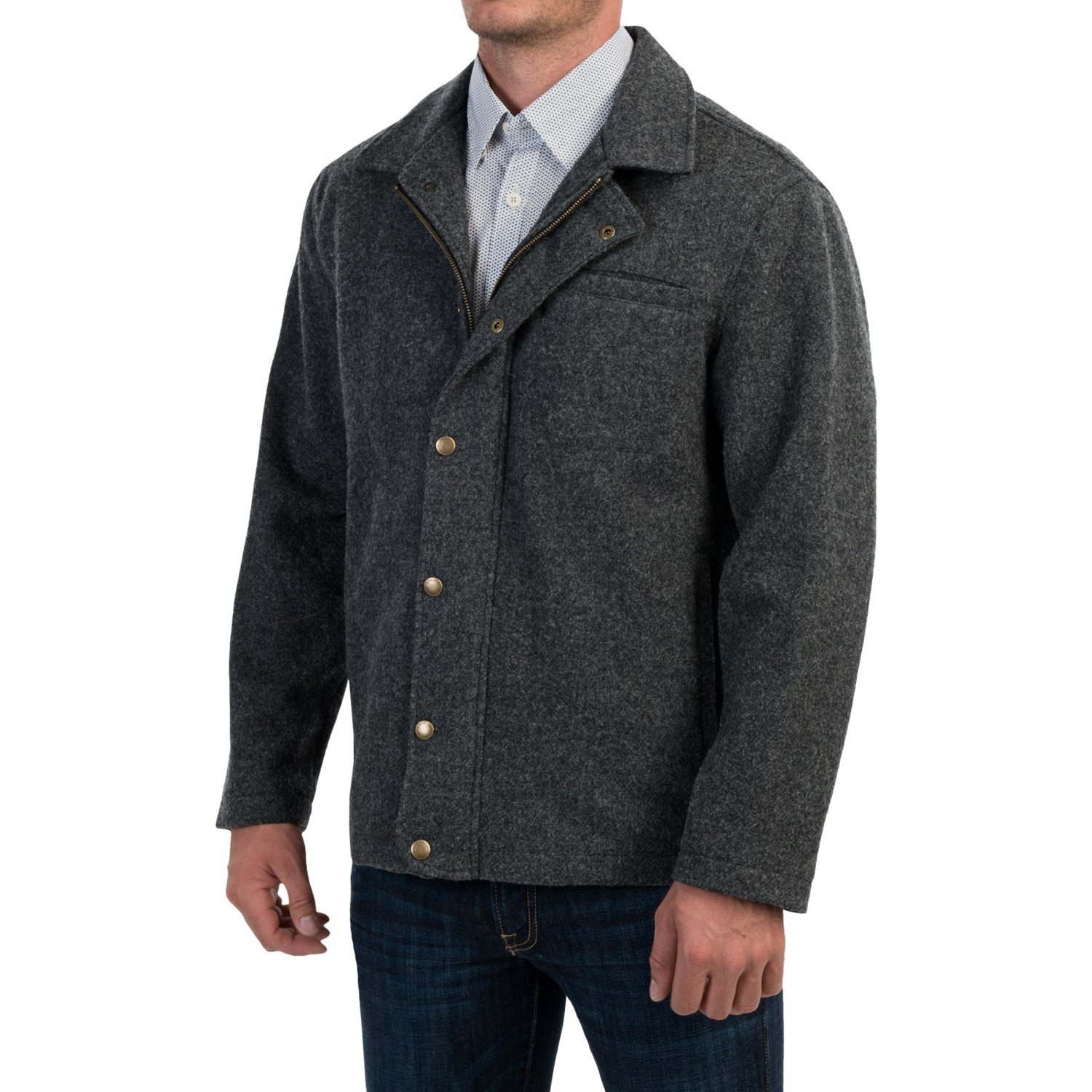 Discover men's jackets and winter coats with ASOS. Shop from a range of styles, from leather jackets, trench and college jackets with ASOS. ASOS DESIGN wool mix overcoat in light gray. $ New Look fleece lined denim jacket in washed black. $ ASOS DESIGN heavyweight textured duster jacket .