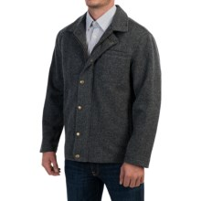 Pendleton Timberline Virgin Wool Jacket (For Men) in Grey Mix - Closeouts