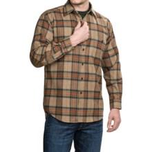 Pendleton Trail Shirt - Wool, Long Sleeve (For Men) in Ranger Plaid - Closeouts