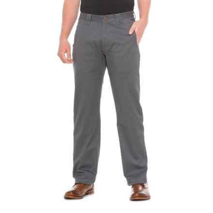 Pendleton Transit Utility Pants in Grey Stone - Overstock