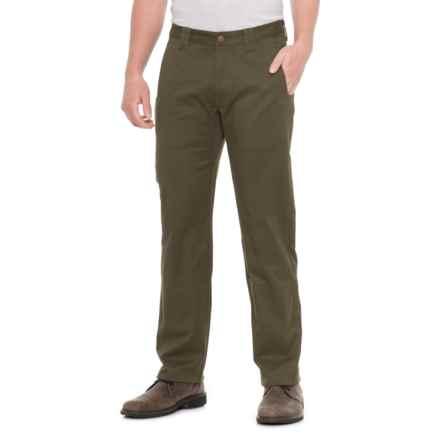 Pendleton Transit Utility Pants in Olive - Overstock