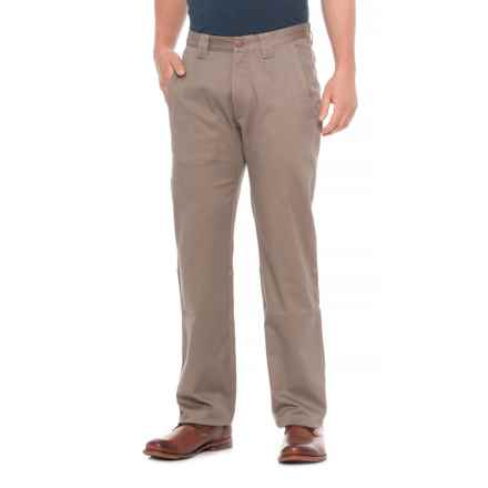 Pendleton Transit Utility Pants in Walnut Brown - Overstock