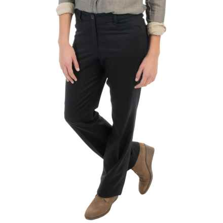 Pendleton Ultra 9 Stretch Twill Lady Rider Pants (For Women) in Black - Closeouts