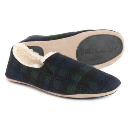 fcadb21003b6 Pendleton Watch Plaid Nomad Slippers (For Men and Women) in Navy - Closeouts