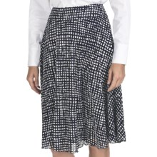 Pendleton Windward Knit Skirt - Nylon Mesh (For Women) in Midnight Navy - Closeouts
