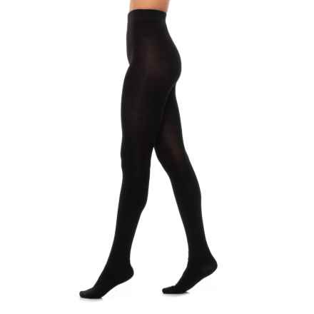 Pendleton Wool-Blend Tights (For Women) in Black - Closeouts