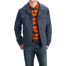 Pendleton Wool Denim Jean Jacket (For Men) in Dark Blue Denim - Closeouts