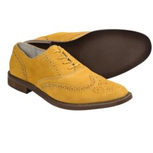 Penguin Footwear Brogue Wingtip Shoes - Oxfords (For Men) in Spectra - Closeouts