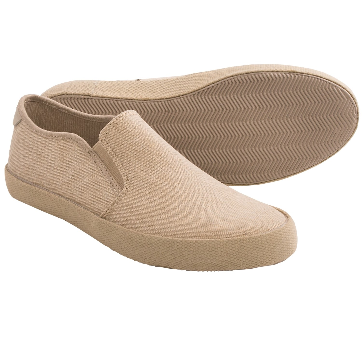 penguin footwear espy slip on shoes canvas for
