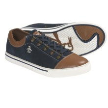 Penguin Footwear Sky Sneakers - Suede (For Men) in Blue - Closeouts