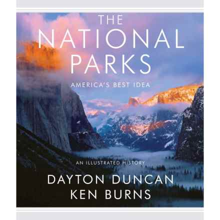 Penguin Random House The National Parks: An Illustrated History Book in See Photo - Closeouts