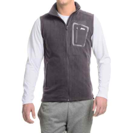 Penn Flex Fleece Vest (For Men) in Nine Iron - Closeouts