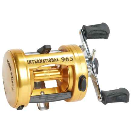 Penn International 965 Bait Casting Reel in See Photo - Closeouts
