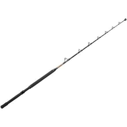 Penn International V Stand-Up Slick Butt Fishing Rod - 1-Piece, 6', Heavy in Black Gold - Closeouts