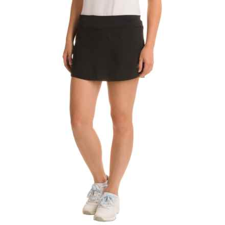 Penn Spike Skort (For Women) in Black - Closeouts