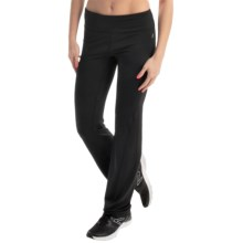 Penn Stretch Straight Pants - Relaxed Fit (For Women) in Black - Closeouts