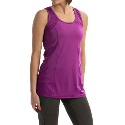 Penn Tennis Princess Tank Top - Racerback (For Women) in Dahlia - Closeouts