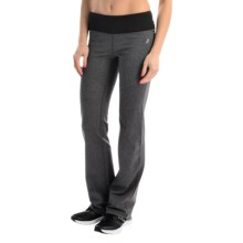 Penn Tennis Step Up Straight Pants (For Women) in Charcoal Heather - Closeouts