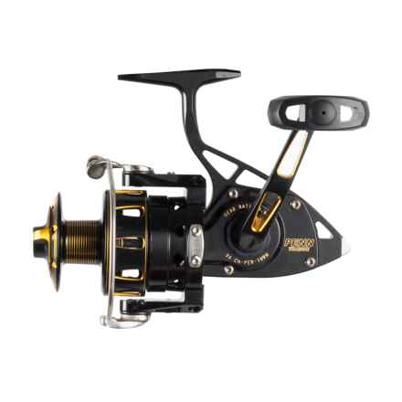 Penn Torque TRQS5 Spinning Reel - Europe Black in Black - Closeouts