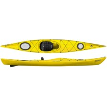"Perception Expression 14.5 Touring Kayak - 14'6"" in Yellow - 2nds"