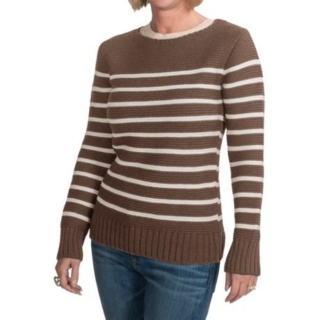 Peregrine by J.G. Glover Brenton Sweater - Merino Wool (For Women) in Cheviot