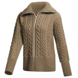 Peregrine by J.G. Glover Cardigan Sweater - Peruvian Merino Wool (For Women)