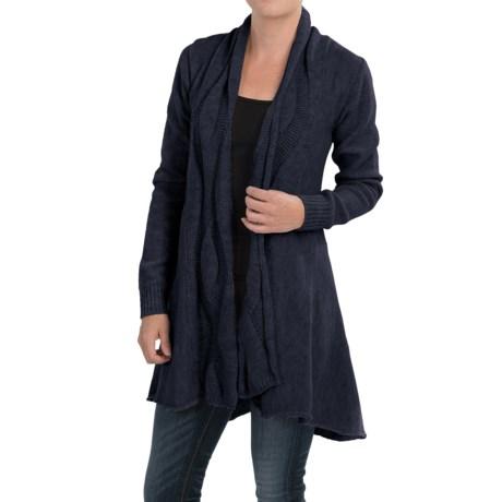 Peregrine by J.G. Glover Clifton Cardigan Sweater - Peruvian Merino Wool (For Women)