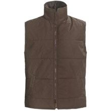 Peregrine by J.G. Glover Dry Waxed Cotton Vest (For Men) in Brown - Closeouts
