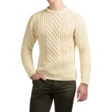 Peregrine by J.G. Glover English Wool Sweater (For Men)