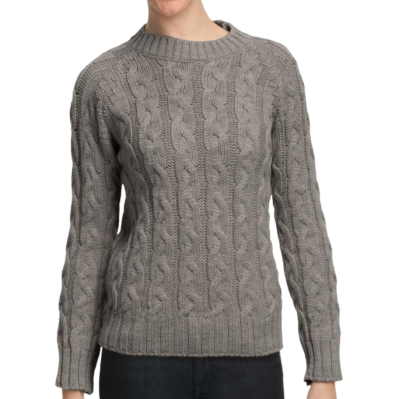 Wool Sweater For Women 90