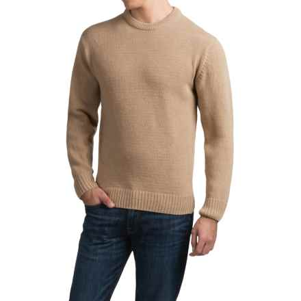 Peregrine by J.G. Glover Park Wool Sweater (For Men) in Camel - Closeouts