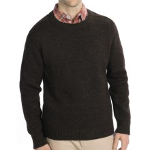 Peregrine by J.G. Glover Saddle Jumperwool Sweater (For Men) in Brown - Closeouts