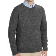 Peregrine by J.G. Glover Saddle Jumperwool Sweater (For Men) in Grey - Closeouts