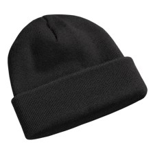 Peregrine by J.G. Glover Watch Cap - Merino Wool (For Men and Women) in Black - Closeouts