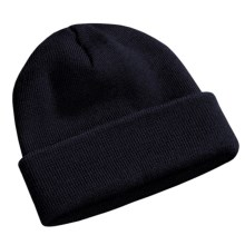 Peregrine by J.G. Glover Watch Cap - Merino Wool (For Men and Women) in Navy - Closeouts