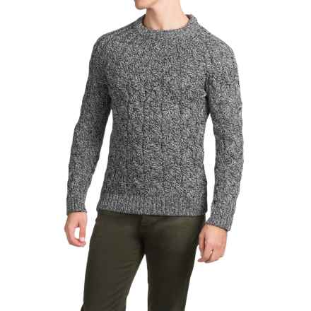 Peregrine Combe Sweater - Merino Wool (For Men) in Humburg - Closeouts