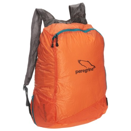 Peregrine Summit Ultralight Day 25L Backpack in Orange - Closeouts 09d163382e4f4