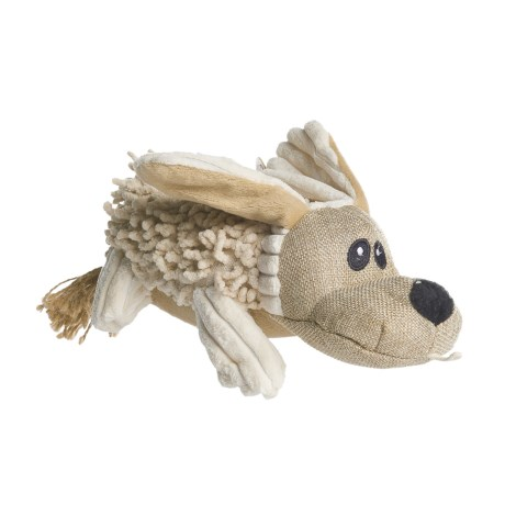 """Pet Lou Natural Dog Toy -10"""" in See Photo"""