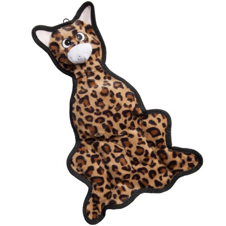 """Pet Lou Reliable Friend Leopard Toy - 18"""" in See Photo"""